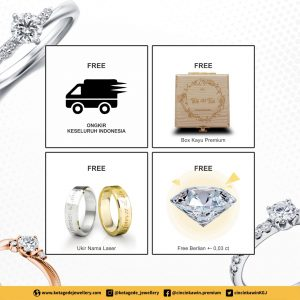 Bonus Belanja di Kotagede Jewellery